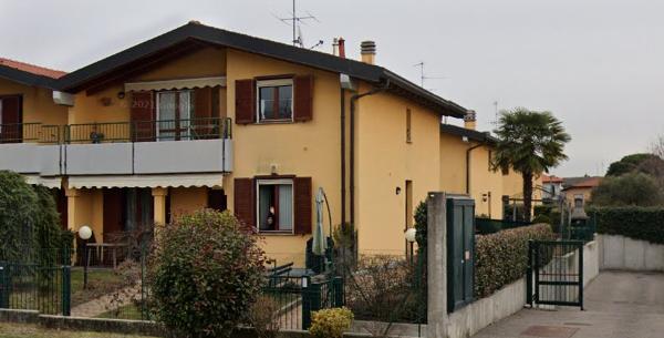 Bellissimo Trilocale con Giardino in Via Marconi 6/b Fenegrò